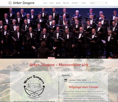 Urker zangers